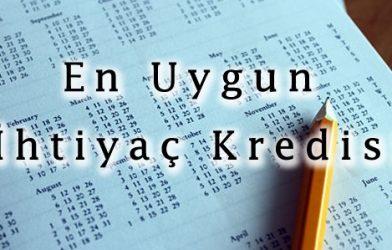 En Uygun Kredi Hesaplama